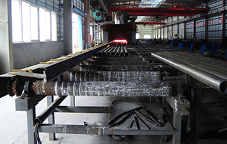 Stainless Steel Pipes Annealing-Walmi
