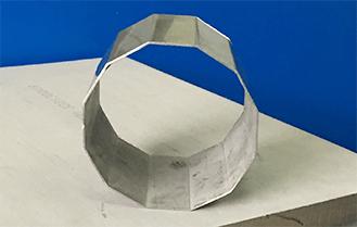 Stainless Steel Polygon Tube-Walmi