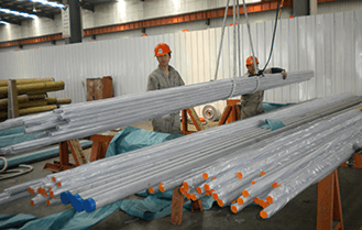 ASTM A312 Stainless Steel Seamless Tube-Walmi