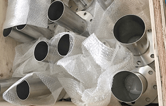 Stainless Steel Welded Tube-Welded with Flange-Walmi
