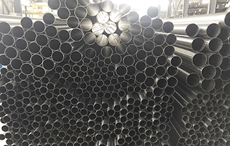 ASTM A312 Stainless Steel Welded Tube