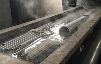 Super Duplex Tubes-Hot Washing-Walmi