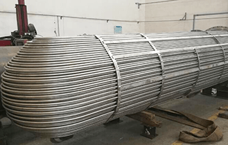 Stainless Heat Exchanger Tube-Walmi
