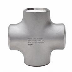 Butt-welding Stainless Steel Equal Cross-Walmi