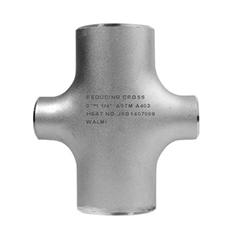 Butt-welding Stainless Steel Reducer Cross-Walmi