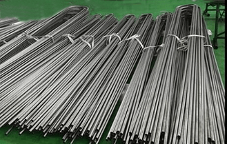 Stainless Steel U Type Tubes-Walmi