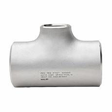 Stainless Steel Reducing Tee-Walmi