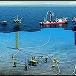 Subsea piping system