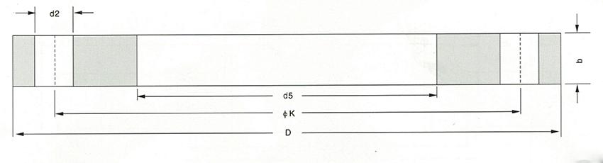 plate flange-EN-DIN