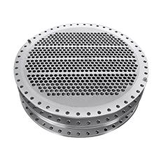 Butt-welding stainless steel tube sheet-Walmi